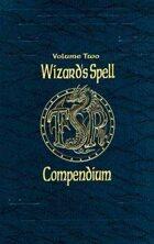 Wizard's Spell Compendium, Vol. 2 (2e)