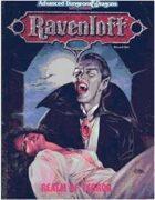 Ravenloft: Realm of Terror (2e)