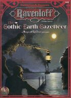 The Gothic Earth Gazetteer (2e)