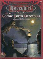 The Gothic Earth Gazetteer (2e)