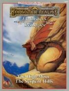 Elminster's Ecologies Appendix II: The High Moor & The Serpent Hills (2e)