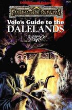 Volo's Guide to the Dalelands (2e)