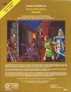 A2 Secret of the Slavers Stockade (1e)