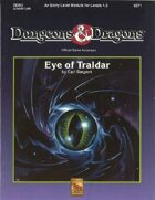 DDA3 Eye of Traldar (Basic)