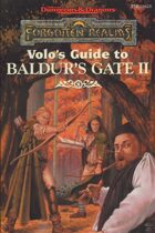 Volo's Guide to Baldur's Gate II (2e)