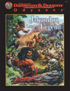 Jakandor, Land of Legend (2e)