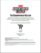 DDAL06-02 The Redemption of Kelvan (5e)