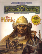 The Horde (2e)