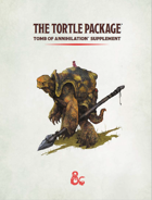 Tortle Package (5e)
