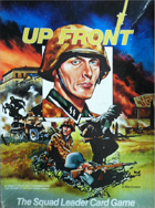 Up Front Infantry Personality Cards (Poker Size)