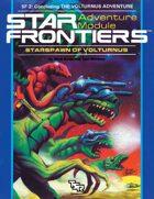 Star Frontiers: (SF2) Starspawn of Volturnus