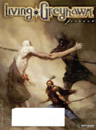 Living Greyhawk Journal: Volume 1 #3