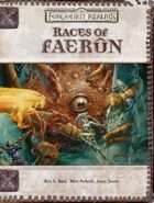 Races of Faerûn (3.5)