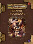 Planar Handbook (3.5)