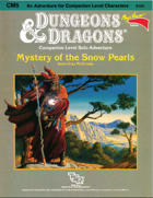 Mystery of the Snow Pearls (Basic)