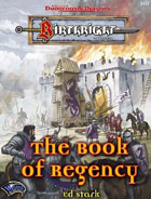 The Book of Regency