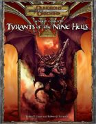 Fiendish Codex II: Tyrants of the Nine Hells (3.5)
