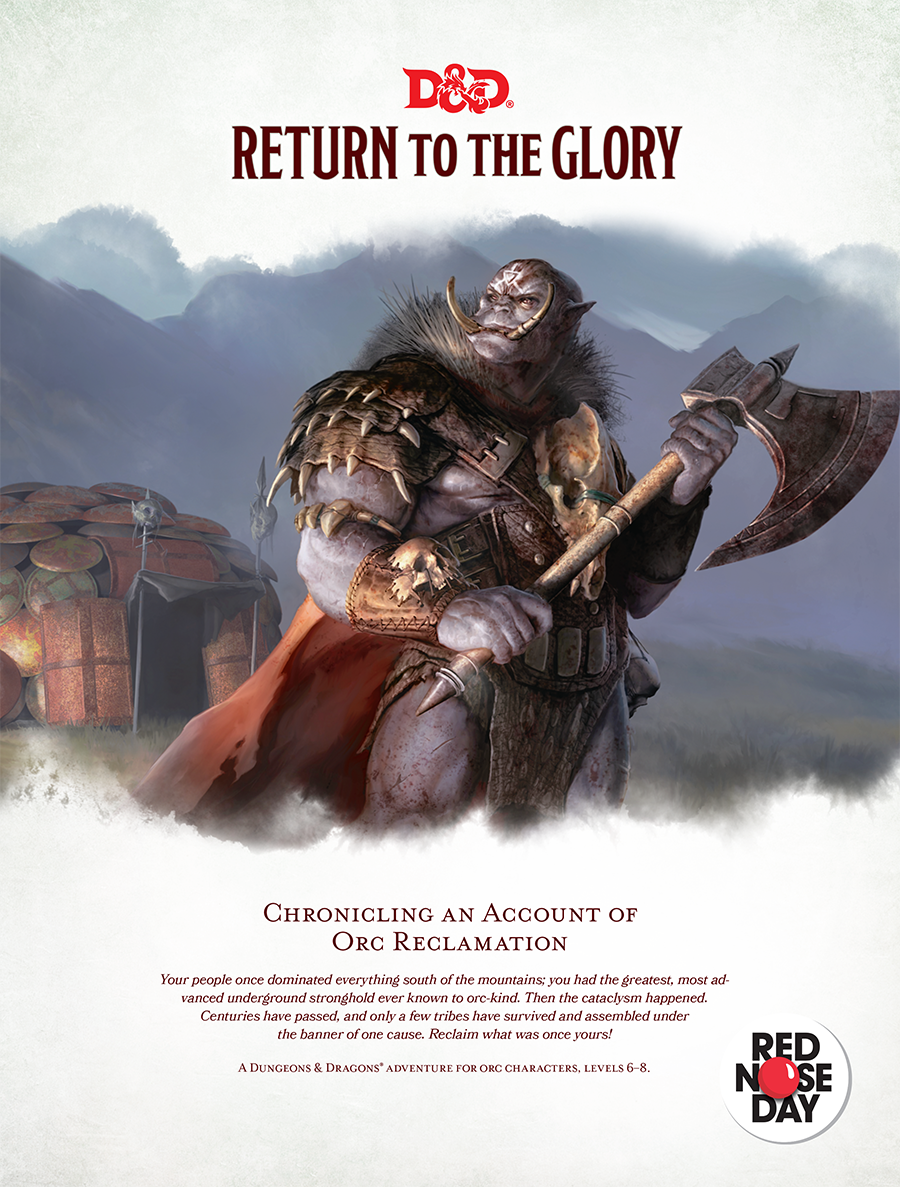 Cover of Return to the Glory
