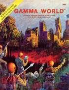 Gamma World (1e) [BUNDLE]