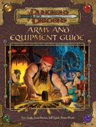 Arms and Equipment Guide (3e)