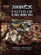 Faiths of Eberron (3.5)