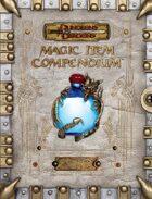 Magic Item Compendium (3.5)