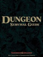 Dungeon Survival Guide (3.x)