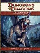 Draconomicon I: Chromatic Dragons (4e)