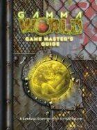 Gamma World Game Masters Guide (GW 6e)