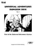 Universal Adventures Dungeon Deck