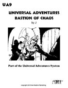 Universal Adventures Bastion of Chaos