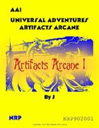 AA1 Artifacts Arcane I