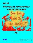 AO12G Bone Tower Bonus Treasures IV