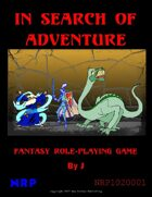 In Search of Adventure RPG