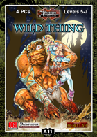 A11: Wild Thing