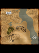 VTT Maps: Overland Map (Riverside)