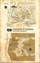 Maps: Giant's Cavern