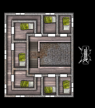VTT Maps: City House 2 (Middle Floor)