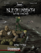 Isle of Undeath - Nature Consumed
