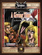 BASIC03: A Giving Time (Fantasy Grounds)