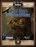 U01: Dark Days in Stoneholme (Fantasy Grounds)