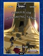 B19: Tower of Screaming Sands