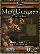 Mini-Dungeon #002: Hobgoblin Lair
