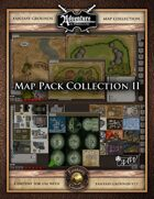 Map Pack Collection II (Fantasy Grounds)