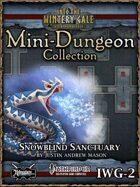 Mini-Dungeon IWG02: Snowblind Sanctuary