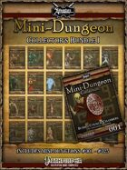 Mini-Dungeon Collection 1 [BUNDLE]