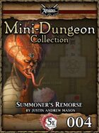 5E Mini-Dungeon #004: Summoner's Remorse