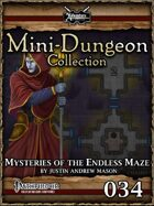 Mini-Dungeon #034: Mysteries of the Endless Maze