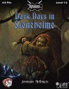 (5E) U01: Dark Days in Stoneholme