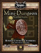 Mini-Dungeon #001: Buried Council Chambers (Fantasy Grounds)